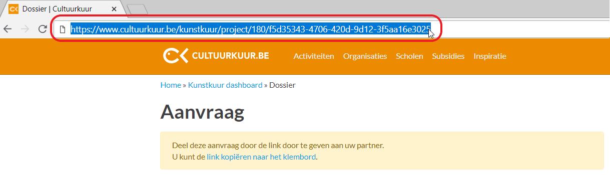 afbeelding van adresbalk browser
