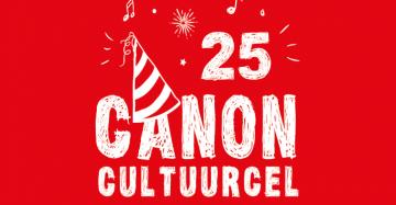 25 jaar CANON Cultuurcel