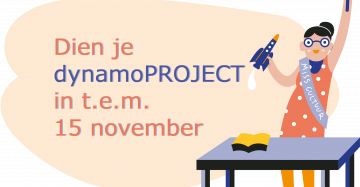 Dien je dynamoPROJECT in