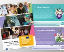 Brochure toolkit 'Het cultureel erfgoed van Europa'