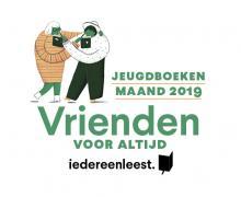 Logo jeugdboekenmaand 2019
