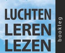 Cover Luchten leren lezen Bloemlezing