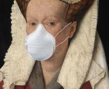 Van Eyck coronamasker 2