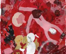 Illustratie Heike Sofia Circuskind