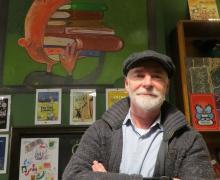 Jan Lambrechts boekenmeester van 2018 in zijn klas