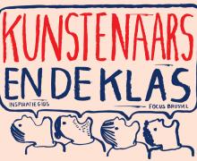 Logo Kunstenaars en de Klas