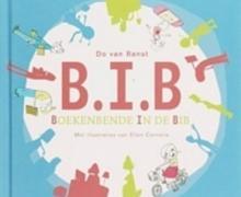 Boekcover 'Boekenbende in de Bib
