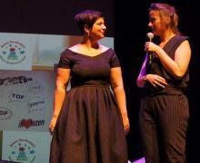 Els Van der Perre wint Beste Boekenjuf 2017